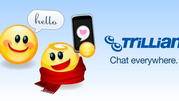 Trillian - komunikace skrz ICQ, Facebook, MSN a řadu dalších