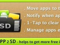 App 2 SD – spravujte své aplikace jednoduše a přehledně