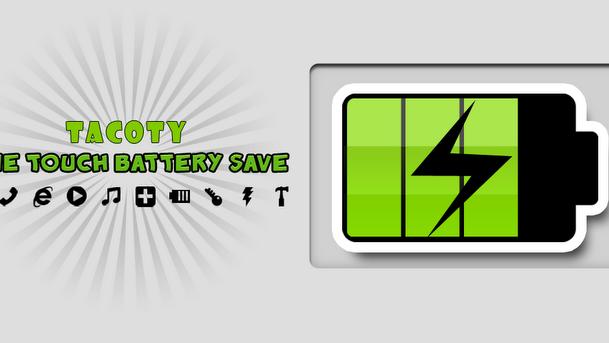 One Touch Battery Saver - správa baterie snadno a rychle
