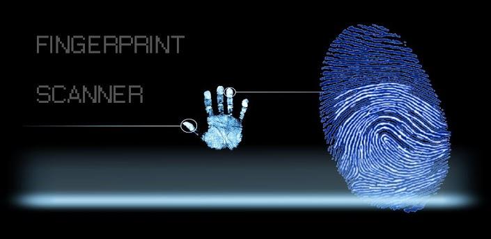 Snímač otisků prstů