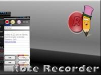 Note Recorder – pamatujte textem i hlasem