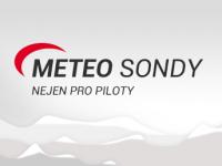 Meteo sondy – meteorologické údaje nejen pro piloty