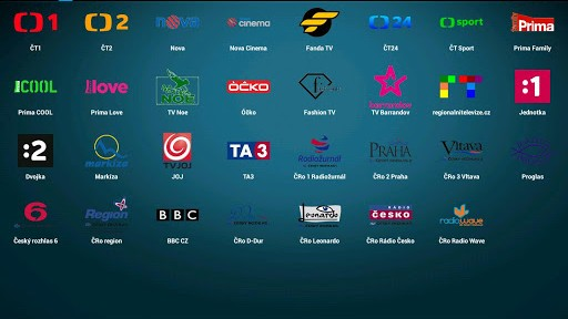 Sledovanitv.cz - příjem TV na mobilu či tabletu