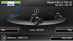 Výběr traktoru