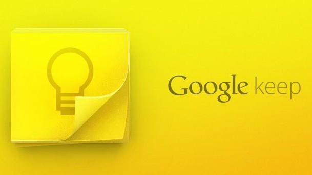 Google Keep - poznámky perfektně pro uživatele Androidu