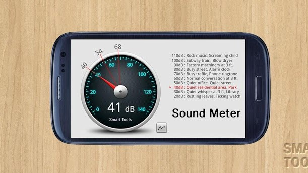 db sound meter android