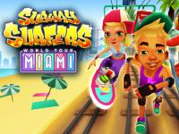 Subway Surfers – parádní oddychová hra