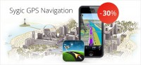 Dovolenkáři preferují Sygic GPS navigaci pro její spolehlivost