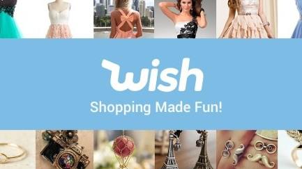 Wish - nakupujte rychle a snadno