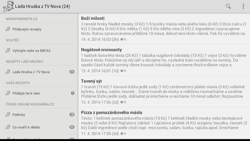 Česká Kuchařka - jídlo hezky česky