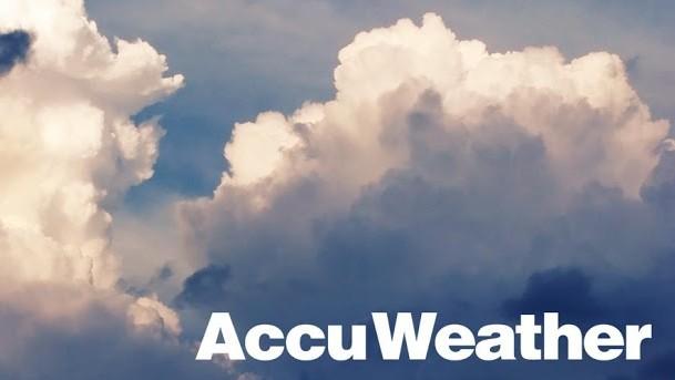 AccuWeather - počasí za každé situace