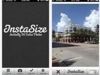 InstaSize – prodloužená ruka Instagramu