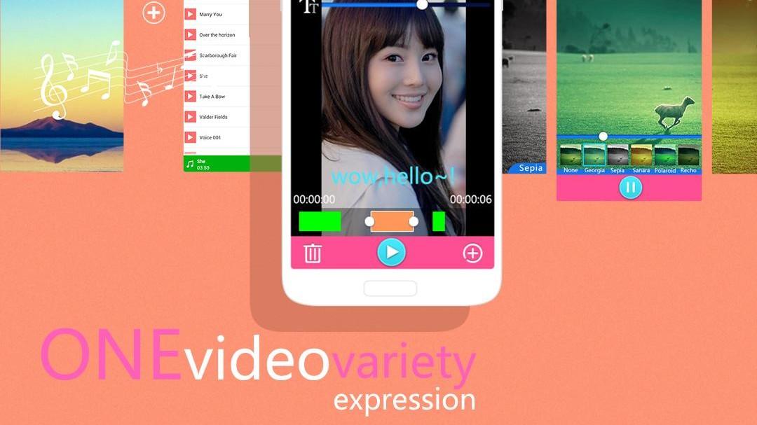 Úprava videí přímo v mobilu!