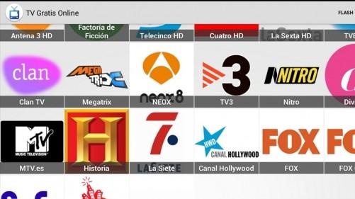 Online televize - televize ve vašem Androidu