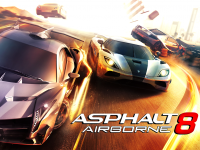 Asphalt 8 – První může být jen jeden!