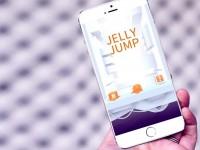 Jelly Jump: Zábavná hříčka do MHD