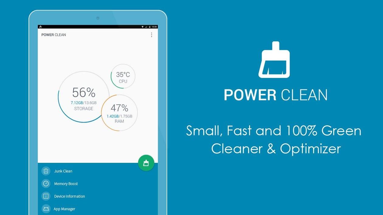 Power Clean: Ukliďte si v Androidu