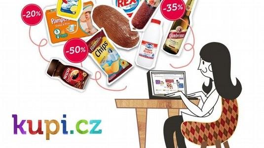 Kupi.cz – přehled slev do kapsy