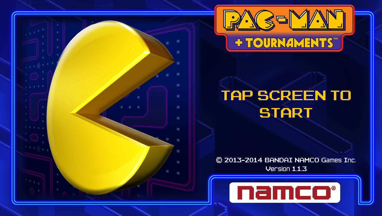 PAC-MAN +Tournaments