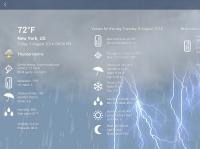 Počasí XL PRO – špičková aplikace na počasí nejen v Česku