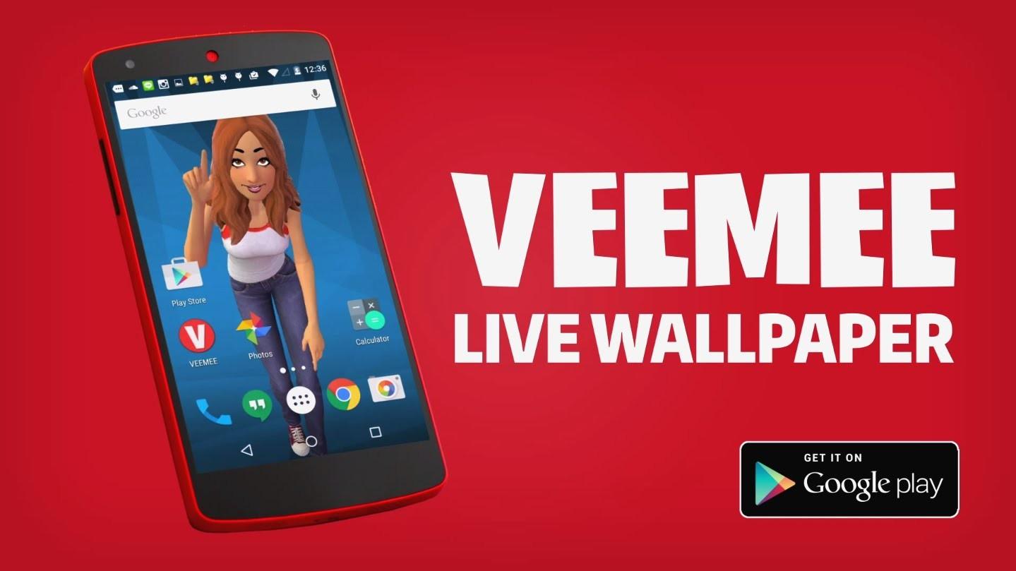 Veemee Live Wallpaper – dejte telefonu život