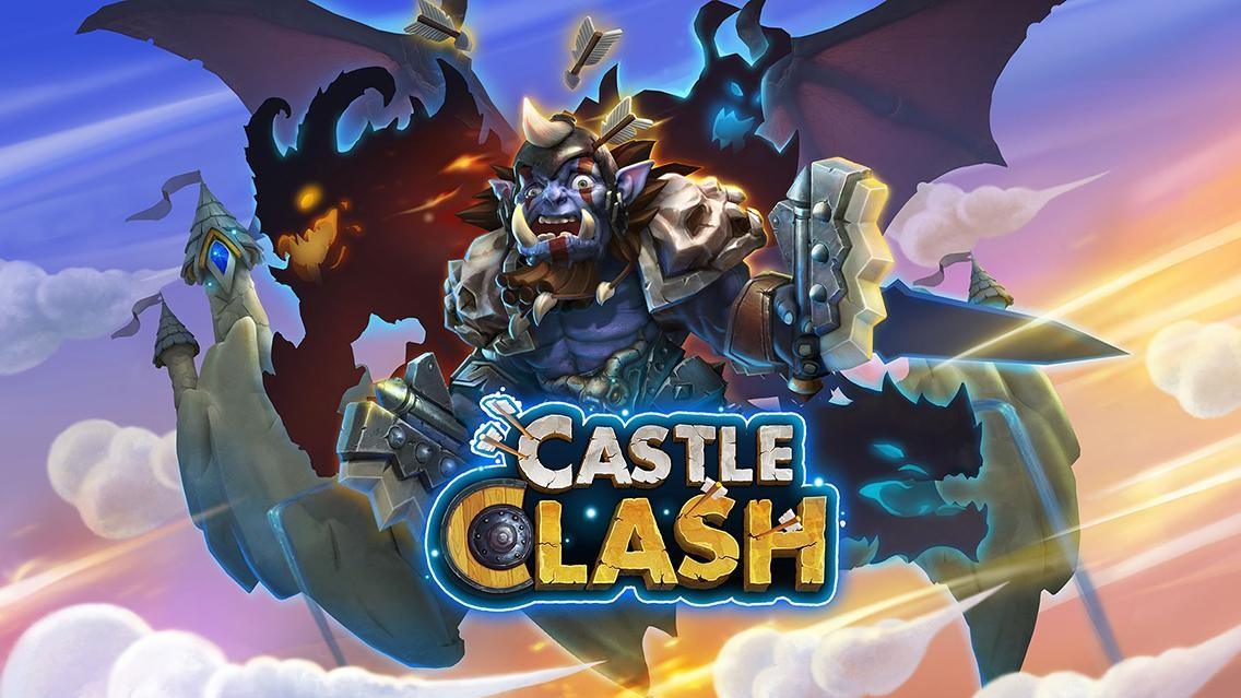Castle Clash - fantasy strategie do kapsy