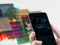 TouchPal – klávesnicová alternativa