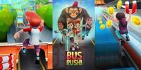 Bus Rush – oddech v doprovodu autobusů