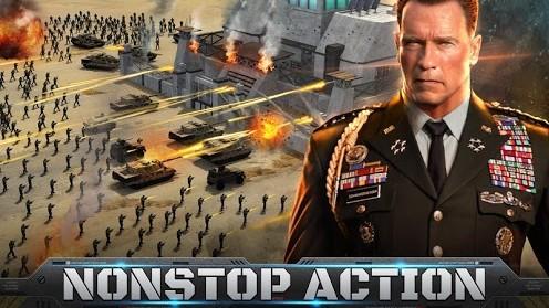 Mobile Strike - Staň se generálem Arniem