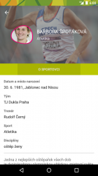 Profil sportovce