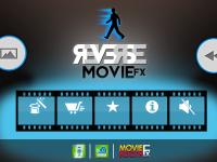 Reverse Movie: magické video