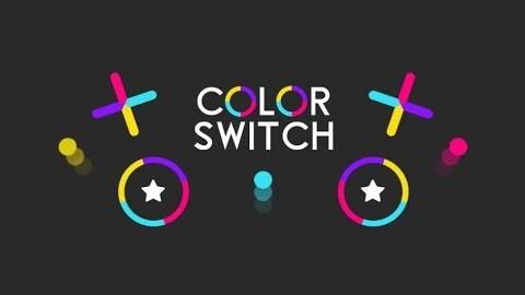 Color Switch – přiznejte barvu