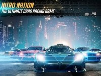 Nitro Nation Racing – automobilové sprinty