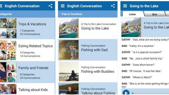 Nácvik anglické konverzace - trénujte všude