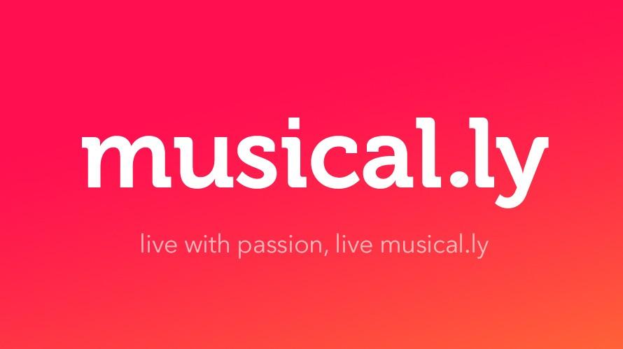 Musical.ly - hudební sociální síť