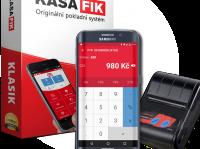 KASA FIK – pokladní systém EET