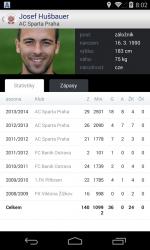Profil hráče