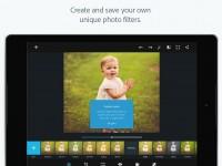 Adobe Photoshop Express – mobilní editace