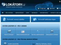 Lokatory.cz – sledování vozidel a elektronická kniha jízd