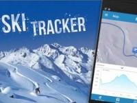 Ski Tracker sledování lyžování