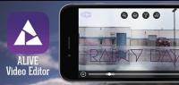 S Alive editování videa rozhodně nenudí, je to taková video verze Instagramu