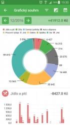 Koláčový graf (foto)