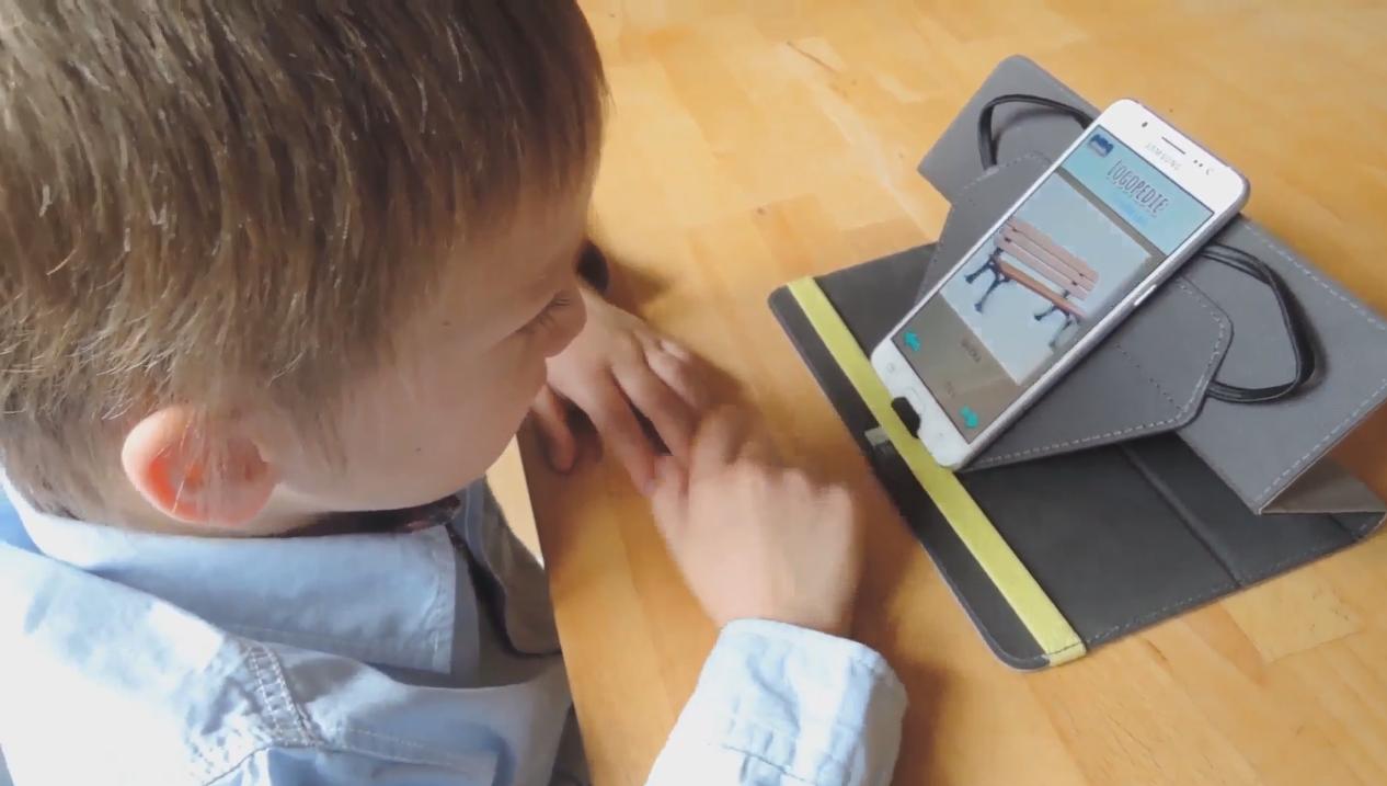 S virtuální Logopedií by mělo být snažší dítě přimět ke cvičení výslovnosti