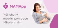 Průvodce těhotenstvím MAMApp pomáha překonávat nejen stres z jiného stavu