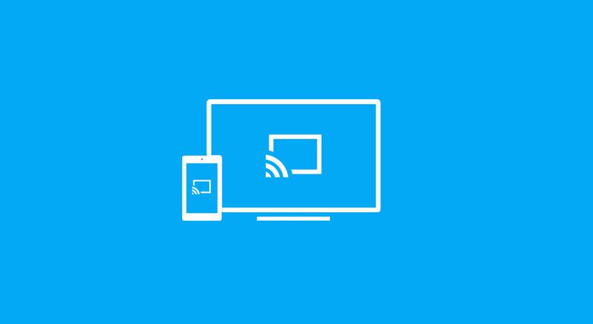 All Screen nabízí super jednoduchý způsob propojení obrazovky chytrého telefonu s chytrou televizí