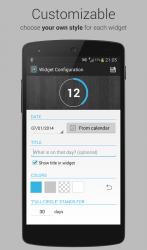 Přizpůsobení widgetu