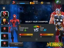 Výběr hrdiny