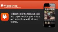 Videoshop udělá z vašeho chytrého telefonu kapesní střižnu videí