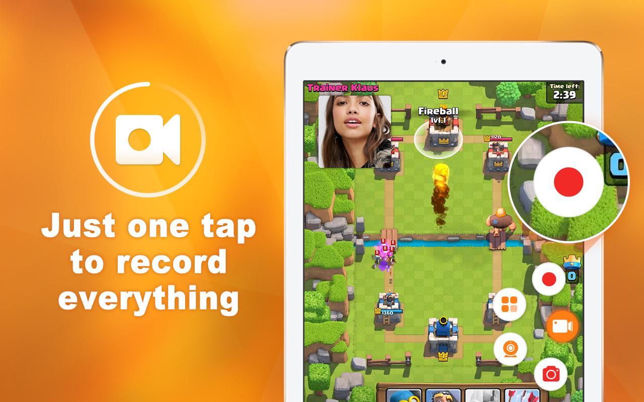 DU Recorder nabízí snad úplně vše (a ještě více) okolo nahrávání obrazovky mobilu. Pomocí aplikace můžete i streamovat