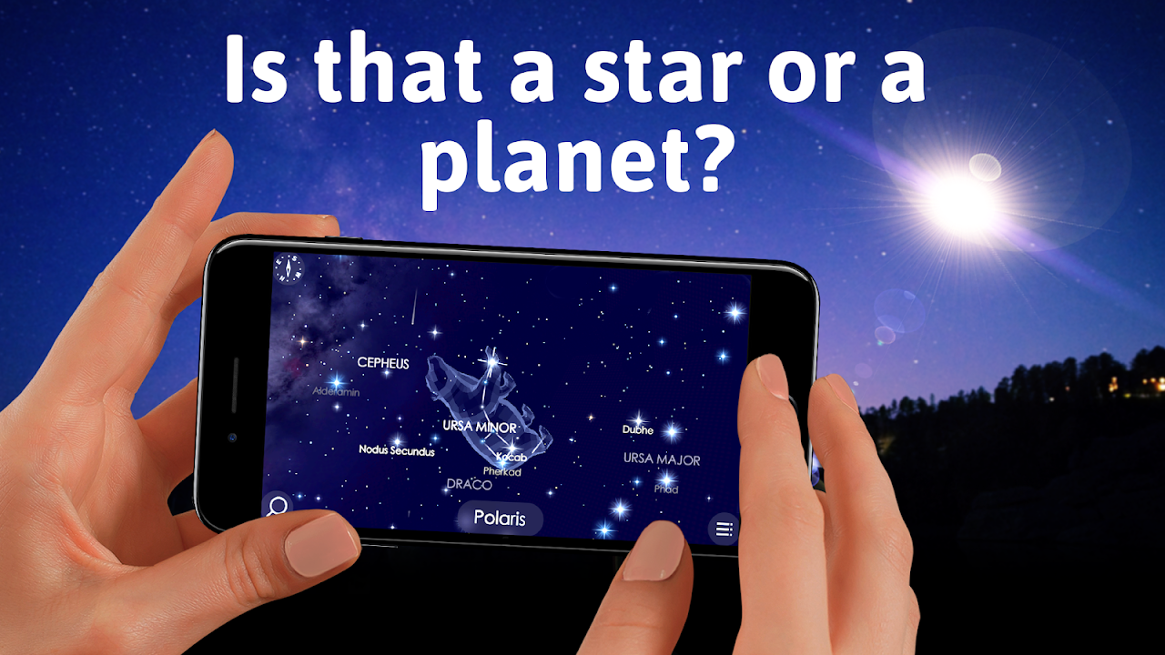 Star Walk 2 je skvělým průvodcem po galaxii